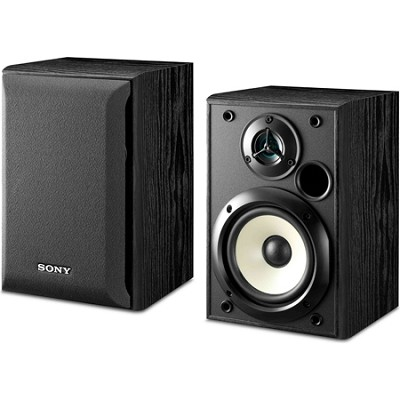 SS-B1000 Performance Book Shelf Speakers