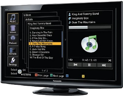 TC-L32X1 - 32` VIERA High-definition 720P LCD TV