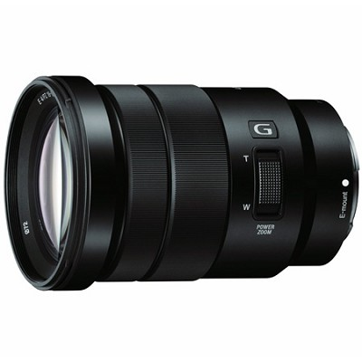 SELP18105G - E PZ 18-105mm f/4 G OSS Power Zoom Lens