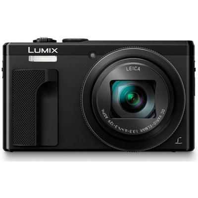 ZS60 LUMIX 4K 18 MP Digital Camera with Wi-Fi - Black (DMC-ZS60K)
