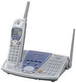 KX-TG2720S 2.4 GHZ 2 LINE EXPANDABLE PHONE SYSTEM-2 pc left