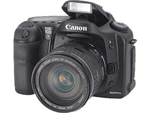 SOLD OUT !!!  EOS 10D SLR CAMERA BODY  NEW WITH CANON USA WARRANTY!