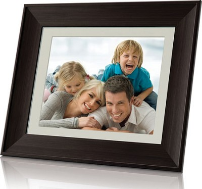 10` Digital Photo Frame with Multimedia Playback