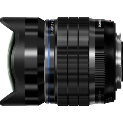M.Zuiko Digital ED 8mm f1.8 Fisheye PRO Lens - OPEN BOX
