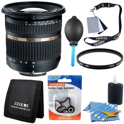 10-24mm F/3.5-4.5 Di II LD SP AF Aspherical (IF) Lens Kit For Nikon AF