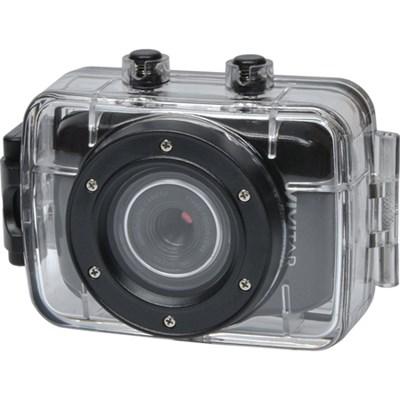 HD Action Waterproof Camera / Camcorder - Black DVR781HD-BLK