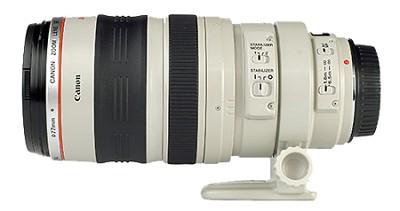 EF 100-400mm 4.5-5.6 Image Stabilizer USM Lens (Imported)
