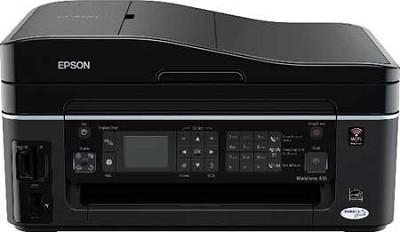 WorkForce 610 Printer - C11CA50201