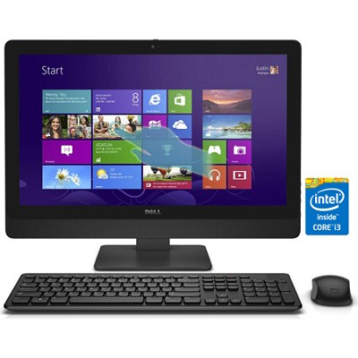 Inspiron 5348 23` i5348-4444BLK All-In-One Desktop PC - Intel Core i3-4130 Proc.