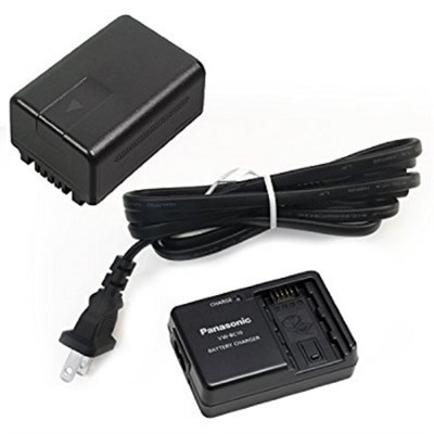 VW-PWPK Power Pack for 2016 Camcorders, Black