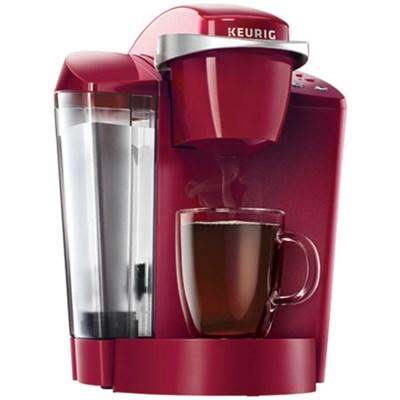 K55 Single Serve Programmable K-Cup Pod Coffee Maker (Rhubarb Red)