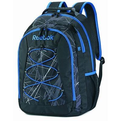 Keenan Backpack BLACK/SPIDER WEB PRINT