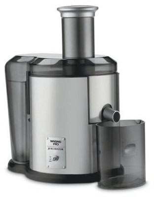 Brushed Stainless Steel Juice Extractor (JEX450)