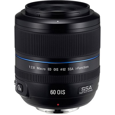 NX 60mm f/2.8 Macro ED OIS SSA Camera Lens