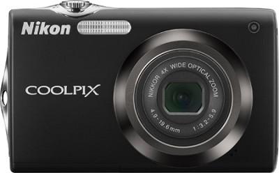COOLPIX S3000 Digital Camera (Black)