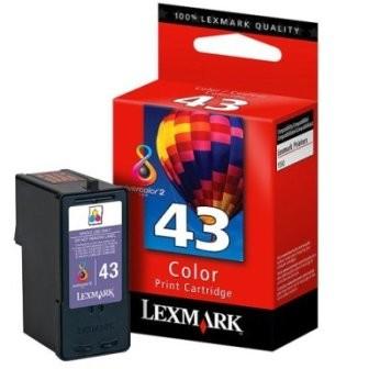 #43XL Color Print Cartridge