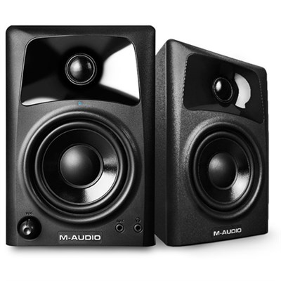 AV32 Compact Desktop Speakers for Professional Media Creation