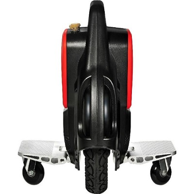 Electric Scooter-Commuter with Training Wheels