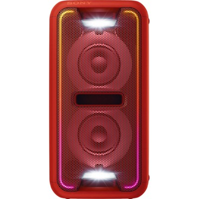 GTK-XB7 High Power Home Audio System with Bluetooth - Red - OPEN BOX