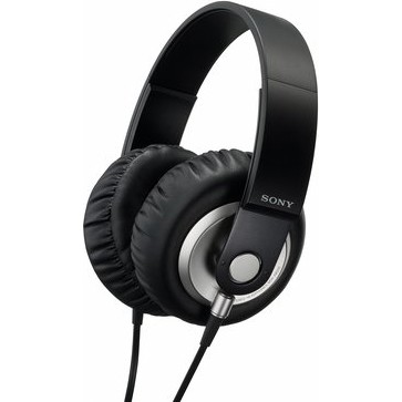 The MDR XB500 Extra Bass Series Headphones - OPEN BOX