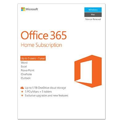 Office365 Home Subscription P2