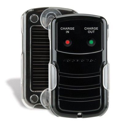 SolBAT II Solar Powered Backup Battery and Charger