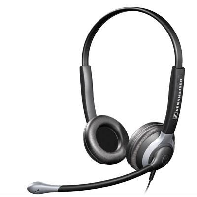 Lightweight Binaural Headset with Noise-Canceling Microphone - CC540