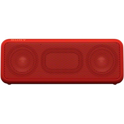 SRSXB3 Portable Bluetooth Wireless Speaker - Red
