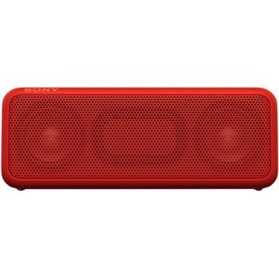 SRSXB3 Portable Bluetooth Wireless Speaker - Red