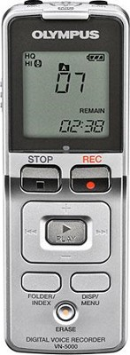 VN-5000 - Voice Recorder (Olympus Factory Refurbished)