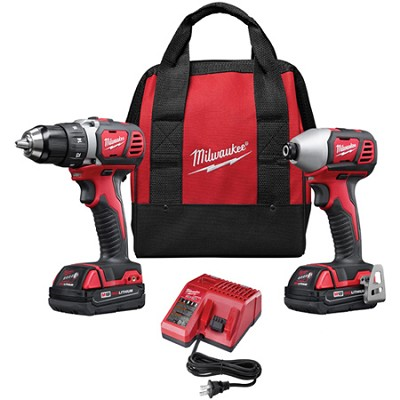 2691-22 - M18 Cordless LITHIUM-ION 2-Tool Compact Combo Kit