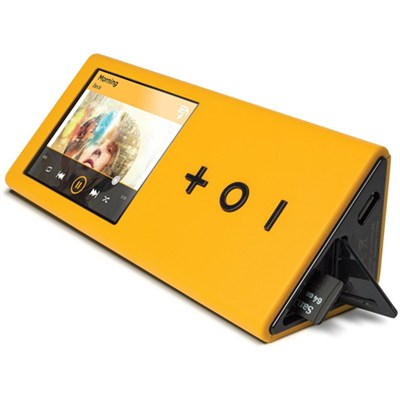 Pono High-Resolution Portable Music Player (Yellow)