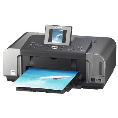 PIXMA iP6700 Photo Lab Quality Printer w/ 3.5` Color LCD Viewer