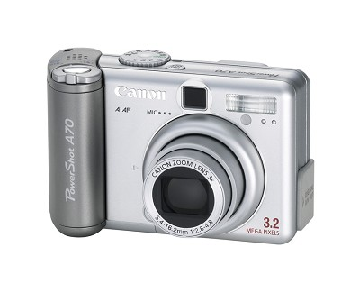 Powershot A70 Digital Camera