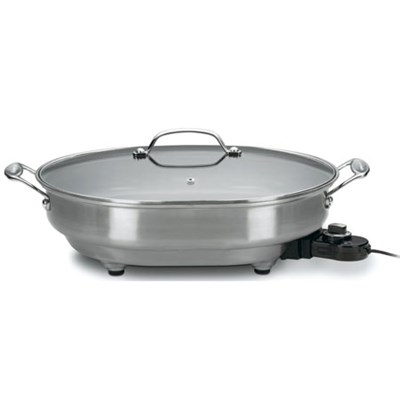 CSK-150 Electric Skillet - Manufacturer Refurbished