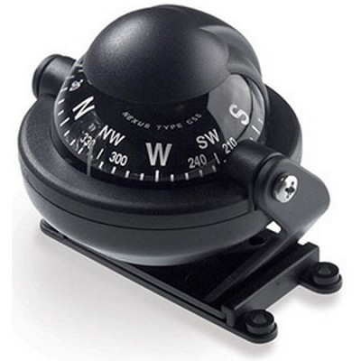 Rally Lighted Compass (Black) - F-58CE