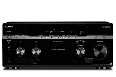 STR-DA5800ES Sony ES 9.2ch 4K AV Receiver with Automation