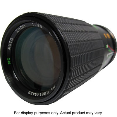 60-300mm f3.9 One Touch Multi-Coated Macro Zoom for Fuji