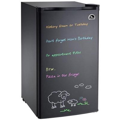 FR326M 3.2 CU ft. Eraser Board Refrigerator - Black