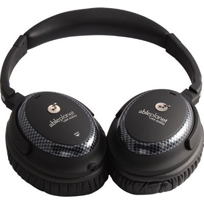 NC1150 Clear Harmony Active Noise Cancelling Headphones - Black