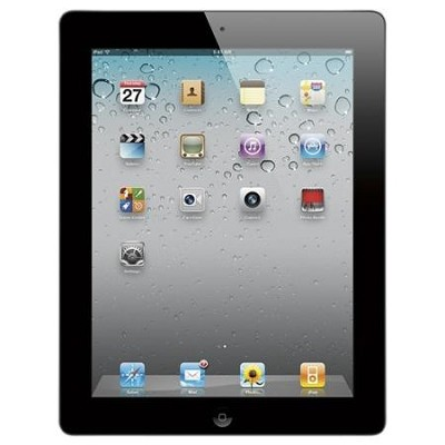 iPad 2 16GB WiFi Black - MC769LL/A/MC954LL/A