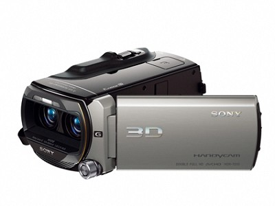 HDR-TD10 High Definition 3D Handycam Camcorder - OPEN BOX