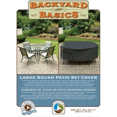 Round Patio Cover 30x80`