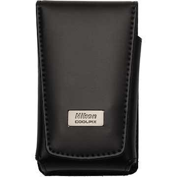 Genuine Leather Case for Coolpix S Series Cameras