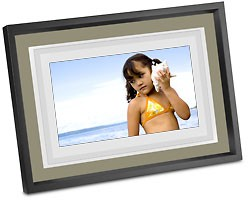 EasyShare M820 8` Digital Picture Frame with Home Decor Kit