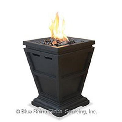 UF LP Gas Column Firepit Small