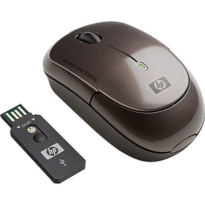 Wireless Laser Cocoa Mouse