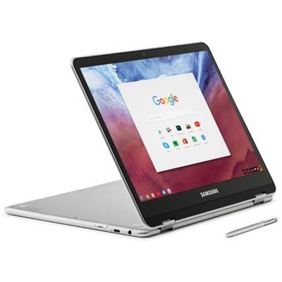 XE513C24-K01US Chromebook Plus 12.3` OP1 Convertible Touch Laptop w/ Stylus