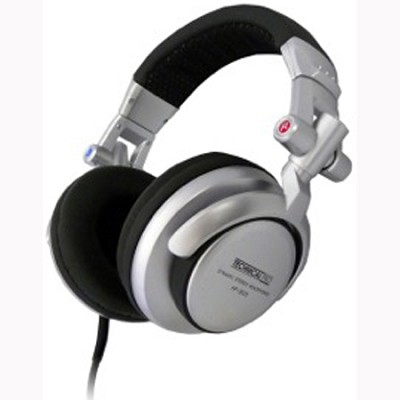 HPS820 - Professional Headphones (Silver)