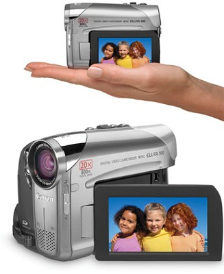 Elura 100 MiniDV Digital Camcorder